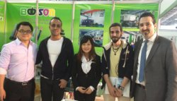 Babson Toner at H509 on RechargeExpo Turkey Exhibition from April 1st-5th,2015