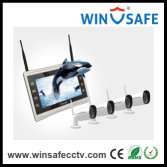 Wireless Home safe System IP Wifi Cameras
