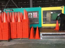 Injection Mold traffic Cone