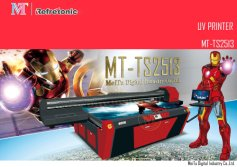 Flatbed UV Printer 2.5 meter and good speed