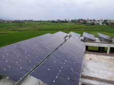 Guangdong Huizhou 89KW Photovoltaic poverty alleviation project