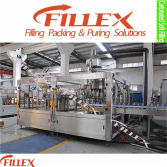 Delivery of 32 Filling Head Carbonated Drinks Filling Line
