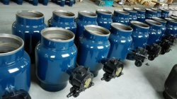 Fully welded ball valve1