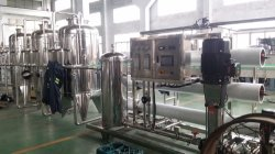 Reverse osmosis/Ultra Filter Water treatment system