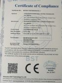 CE Certification LED Rechargeable Bulb