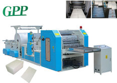 High Speed 1/8 Folding Dinner Napkin Paper Machine