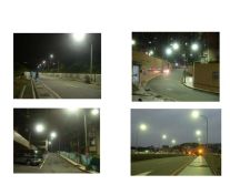 LED Street light in Taiwan