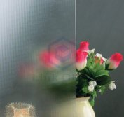 3mm-6mm Pattern Glass and Low Iron Glass