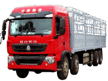 China truck HOWO A7 cargo truck 8x4, 12 wheel cargo truck price