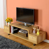 Simple cheap customizable wooden TV cabinet