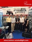 Teehon attended the Latin Auto Parts Expo 2017 in Panama