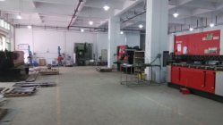 Sheet metal fabricaiton shopfloor