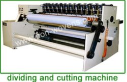 dividing and cutting machine