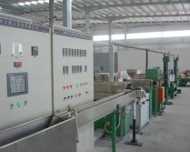 Automatic Coaxial Cable Machining Line