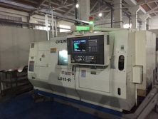 OKUMA CNC Machine