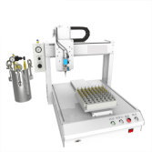 E CIG Atomizer oil Filling Machine