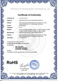 Certificates of products 2