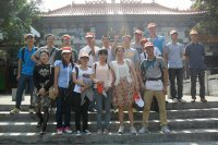 2013.Oct, 2 days trip in Heyuan,Guang Dong Prov.