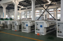 Ironing machine workshop