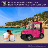 4kw Electric Golf Cart with L6e Certificate