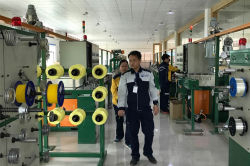 YHT fiber optic cable production