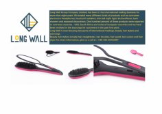New style Ceramic coating Hair curler