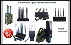 China professional manufacture of signal jammers