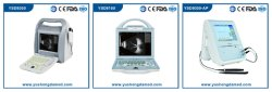 Full digital Ophthalmic Ultrasound scanner A/B