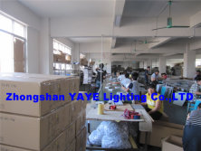 Production Lines of LED Panel Lights with 3W-72W