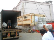 Overhead Crane Shipped to Philippine