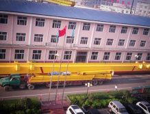 Gantry Crane Shipped to Myanmar