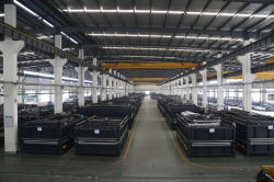 Factory of manufacturing glass tempering furnace