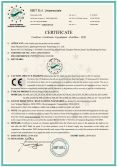 CE power certification