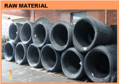 steel ball raw material