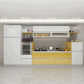 Factory Direct Good Quality Kitchen Cabinet