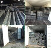 Galvanized Steel Pipe/Tube