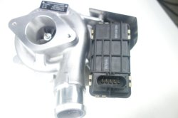 Electirc Turbocharger