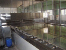 Glass Silvering Producing Line