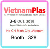 2019 The 19th Vietnam International Plastics & Rubber Industry Exhibition