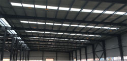 HAZARDOUS LOCATION WAREHOUSE LIGHTING, YICHUN, CHINA, 2015