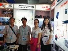 2017 canton fair,new booth,new friends