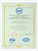 Goldensign Products′ Certificates