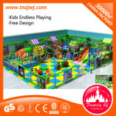 New design colourful kid indoor playground for sale