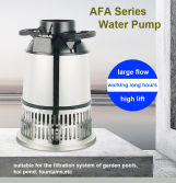 NEW large flow water pump