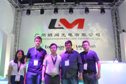 2014.6 Led Lighting Fair in Guangzhou