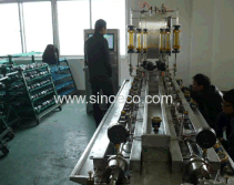 Single Jet Water Meter Factory