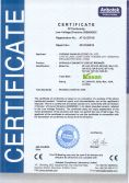 CE Certification for Hydraulic Magnetic Circuit Breaker