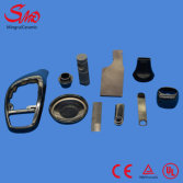 ceramic parts for motor and electronics