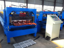 Trapzoidal Roll Forming Machine