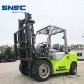 SNSC FD35 FD40 Forklift Truck to Mauritania